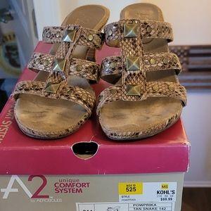Aerosols Women's Shoes